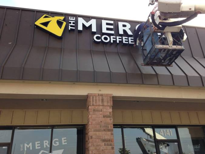 How We Ended Up with a Coffeehouse @ The Merge