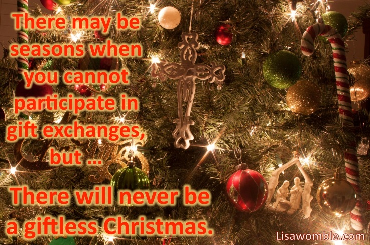 no giftless Christmas